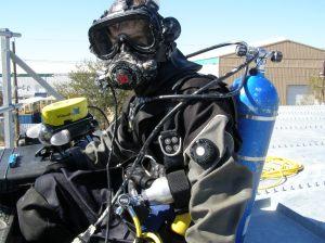 Diver & ROV
